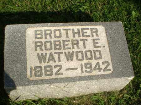 WATWOOD, ROBERT E - Greene County, Arkansas | ROBERT E WATWOOD - Arkansas Gravestone Photos