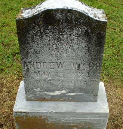 WEBB, ANDREW - Greene County, Arkansas   ANDREW WEBB - Arkansas Gravestone Photos