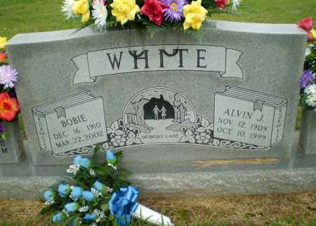 WHITE, BOBIE - Greene County, Arkansas | BOBIE WHITE - Arkansas Gravestone Photos