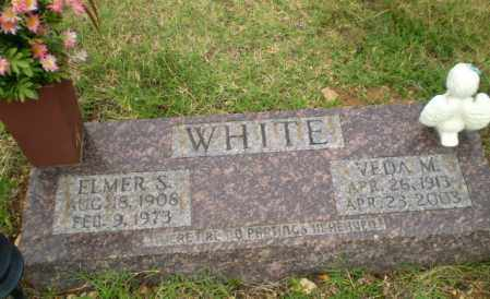 WHITE, VEDA M - Greene County, Arkansas | VEDA M WHITE - Arkansas Gravestone Photos