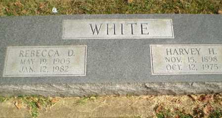 WHITE, REBECCA D - Greene County, Arkansas | REBECCA D WHITE - Arkansas Gravestone Photos