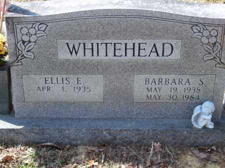 WHITEHEAD, BARBARA S. - Greene County, Arkansas   BARBARA S. WHITEHEAD - Arkansas Gravestone Photos