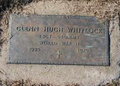 WHITLOCK  (VETERAN WWII), GLENN HUGH - Greene County, Arkansas | GLENN HUGH WHITLOCK  (VETERAN WWII) - Arkansas Gravestone Photos