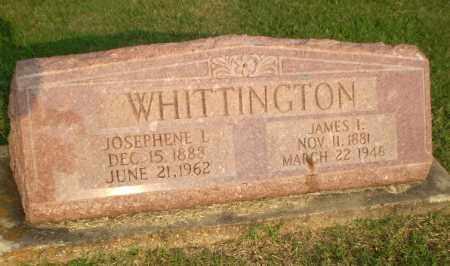 WHITTINGTON, JAMES I - Greene County, Arkansas | JAMES I WHITTINGTON - Arkansas Gravestone Photos