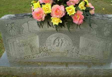 WICKER, MARGIE - Greene County, Arkansas | MARGIE WICKER - Arkansas Gravestone Photos