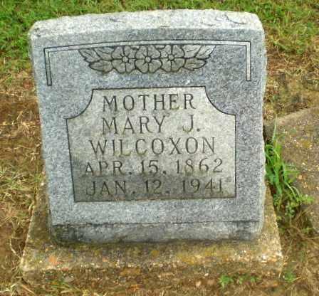 WILCOXON, MARY J - Greene County, Arkansas   MARY J WILCOXON - Arkansas Gravestone Photos