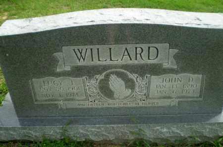 WILLARD, JOHN D - Greene County, Arkansas | JOHN D WILLARD - Arkansas Gravestone Photos