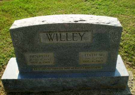 WILLEY, HENRY H - Greene County, Arkansas | HENRY H WILLEY - Arkansas Gravestone Photos