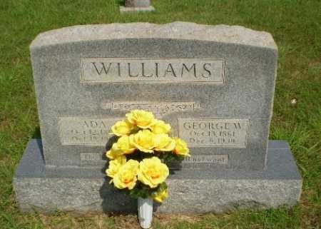 WILLIAMS, ADA - Greene County, Arkansas | ADA WILLIAMS - Arkansas Gravestone Photos
