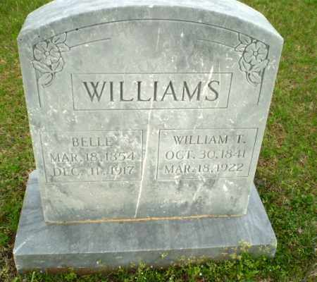 WILLIAMS, WILLIAM E - Greene County, Arkansas | WILLIAM E WILLIAMS - Arkansas Gravestone Photos