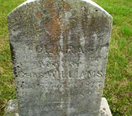 WILLIAMS, CLARA - Greene County, Arkansas   CLARA WILLIAMS - Arkansas Gravestone Photos