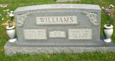 WILLIAMS, LAURA JANE - Greene County, Arkansas | LAURA JANE WILLIAMS - Arkansas Gravestone Photos