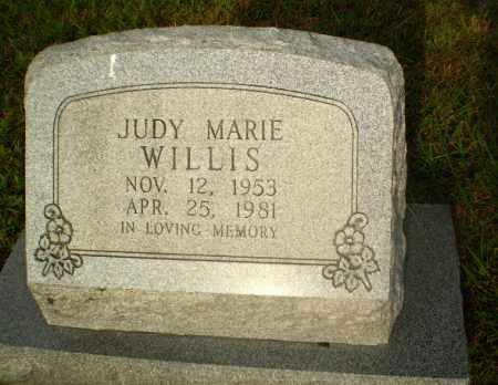 WILLIS, JUDY MARIE - Greene County, Arkansas | JUDY MARIE WILLIS - Arkansas Gravestone Photos
