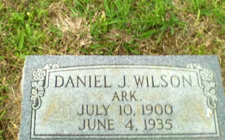 WILSON, DANIEL J - Greene County, Arkansas   DANIEL J WILSON - Arkansas Gravestone Photos