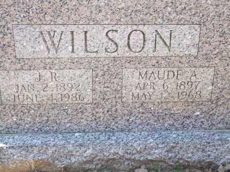 WILSON, MAUDE A. - Greene County, Arkansas | MAUDE A. WILSON - Arkansas Gravestone Photos