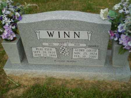 WINN, RUAL ESCO - Greene County, Arkansas | RUAL ESCO WINN - Arkansas Gravestone Photos