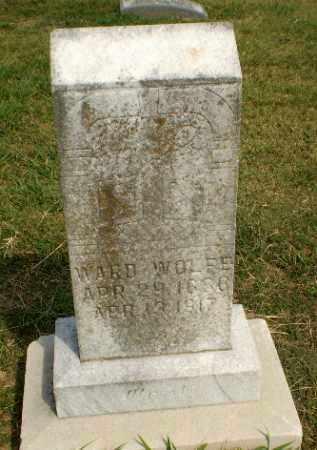 WOLFE, WARD - Greene County, Arkansas | WARD WOLFE - Arkansas Gravestone Photos