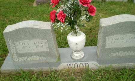 WOOD, ELLA JANE - Greene County, Arkansas | ELLA JANE WOOD - Arkansas Gravestone Photos