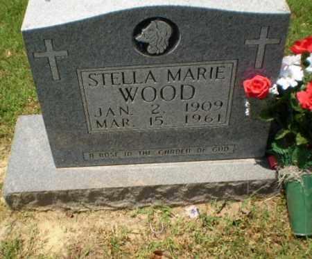 WOOD, STELLA MARIE - Greene County, Arkansas | STELLA MARIE WOOD - Arkansas Gravestone Photos