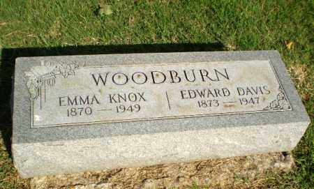 KNOX WOODBURN, EMMA - Greene County, Arkansas | EMMA KNOX WOODBURN - Arkansas Gravestone Photos