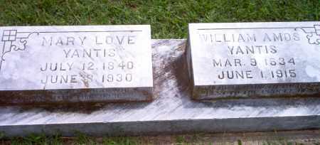 YANTIS, MARY - Greene County, Arkansas | MARY YANTIS - Arkansas Gravestone Photos