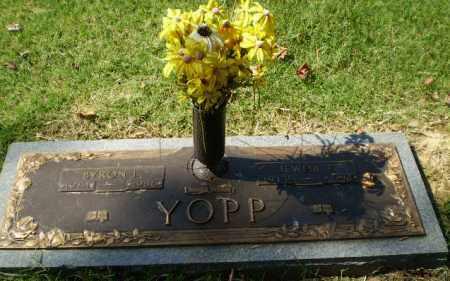 YOPP, JEWELL E - Greene County, Arkansas | JEWELL E YOPP - Arkansas Gravestone Photos