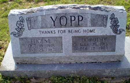 YOPP, DOROTHY - Greene County, Arkansas | DOROTHY YOPP - Arkansas Gravestone Photos