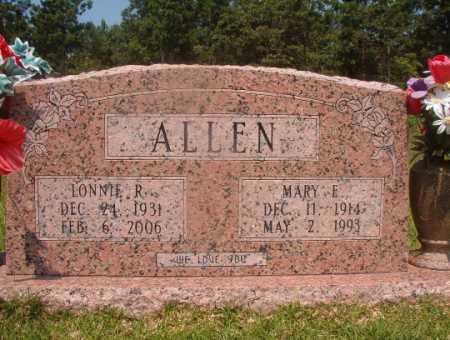 ALLEN, MARY E - Hempstead County, Arkansas | MARY E ALLEN - Arkansas Gravestone Photos