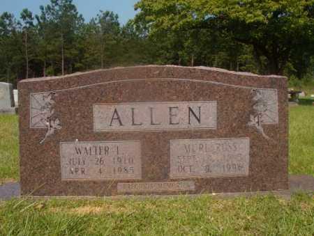 ALLEN, MURL - Hempstead County, Arkansas | MURL ALLEN - Arkansas Gravestone Photos