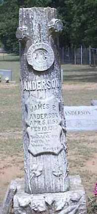 ANDERSON, JAMES R - Hempstead County, Arkansas | JAMES R ANDERSON - Arkansas Gravestone Photos