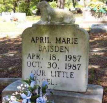 BAISDEN, APRIL MARIE - Hempstead County, Arkansas | APRIL MARIE BAISDEN - Arkansas Gravestone Photos