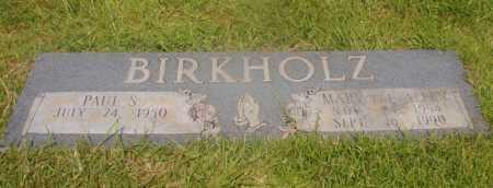 BIRKHOLZ, MARY LEE - Hempstead County, Arkansas | MARY LEE BIRKHOLZ - Arkansas Gravestone Photos