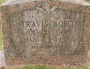 BOBO, TRAVIS - Hempstead County, Arkansas | TRAVIS BOBO - Arkansas Gravestone Photos
