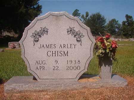 CHISM, JAMES ARLEY - Hempstead County, Arkansas | JAMES ARLEY CHISM - Arkansas Gravestone Photos