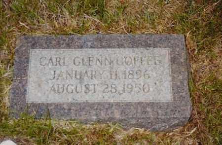 COFFEE, CARL GLENN - Hempstead County, Arkansas | CARL GLENN COFFEE - Arkansas Gravestone Photos