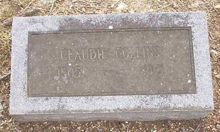 COLLINS, CLAUDIE - Hempstead County, Arkansas | CLAUDIE COLLINS - Arkansas Gravestone Photos