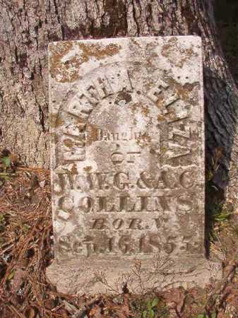 COLLINS, MARTHA ELIZA - Hempstead County, Arkansas | MARTHA ELIZA COLLINS - Arkansas Gravestone Photos