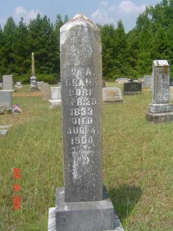 CRANK, W. A. - Hempstead County, Arkansas   W. A. CRANK - Arkansas Gravestone Photos