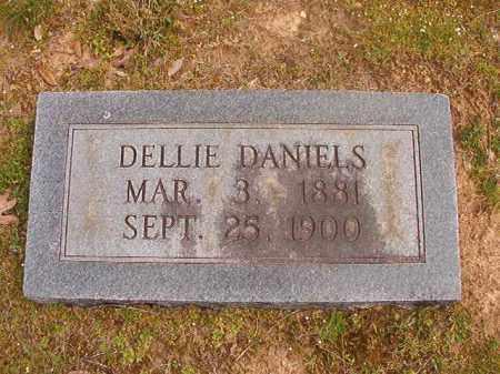 DANIELS, DELLIE - Hempstead County, Arkansas | DELLIE DANIELS - Arkansas Gravestone Photos