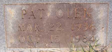 DARNELL, PAT OLEN - Hempstead County, Arkansas | PAT OLEN DARNELL - Arkansas Gravestone Photos