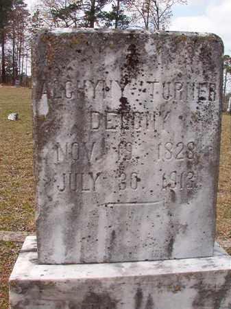 DELONY, ALGHYNY - Hempstead County, Arkansas   ALGHYNY DELONY - Arkansas Gravestone Photos