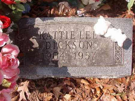 DICKSON, KATTIE LEE - Hempstead County, Arkansas | KATTIE LEE DICKSON - Arkansas Gravestone Photos