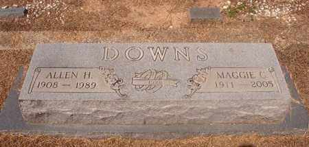 DOWNS, MAGGIE C - Hempstead County, Arkansas | MAGGIE C DOWNS - Arkansas Gravestone Photos