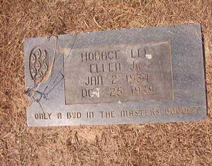 ELLEN, JR, HORACE LEE - Hempstead County, Arkansas | HORACE LEE ELLEN, JR - Arkansas Gravestone Photos