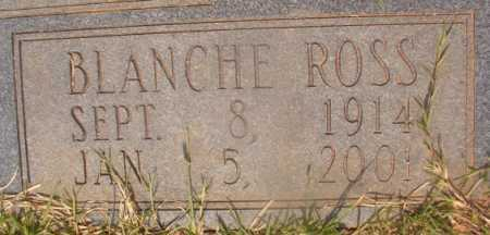 ROSS ENGLAND, BLANCHE (CLOSEUP) - Hempstead County, Arkansas   BLANCHE (CLOSEUP) ROSS ENGLAND - Arkansas Gravestone Photos