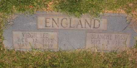ROSS ENGLAND, BLANCHE - Hempstead County, Arkansas | BLANCHE ROSS ENGLAND - Arkansas Gravestone Photos