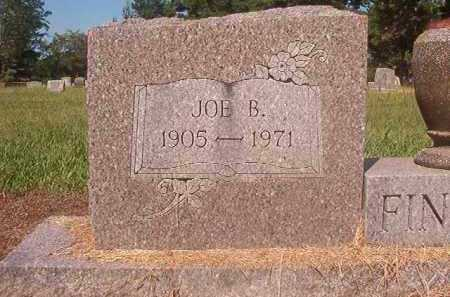 FINCHER, JOE B (CLOSEUP) - Hempstead County, Arkansas | JOE B (CLOSEUP) FINCHER - Arkansas Gravestone Photos