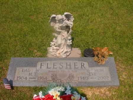 FLESHER, H T - Hempstead County, Arkansas | H T FLESHER - Arkansas Gravestone Photos