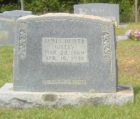 GILLEY, JAMES OLIVER - Hempstead County, Arkansas | JAMES OLIVER GILLEY - Arkansas Gravestone Photos
