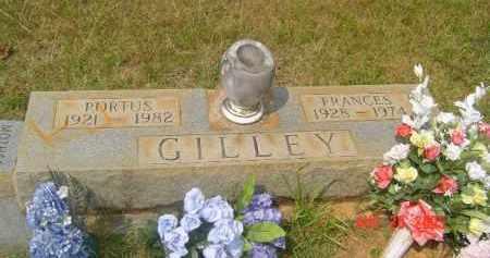 IRVIN GILLEY, EMMA FRANCES - Hempstead County, Arkansas | EMMA FRANCES IRVIN GILLEY - Arkansas Gravestone Photos